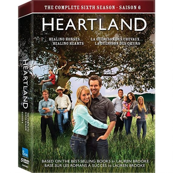 Heartland - The Complete Season 6 DVD (for NZ Buyers)