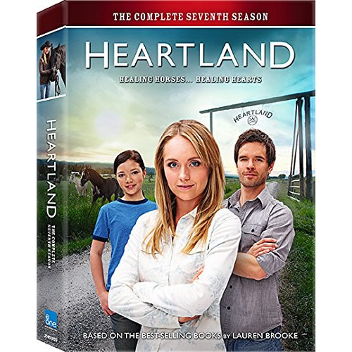 Heartland - The Complete Season 7 DVD (for NZ Buyers)