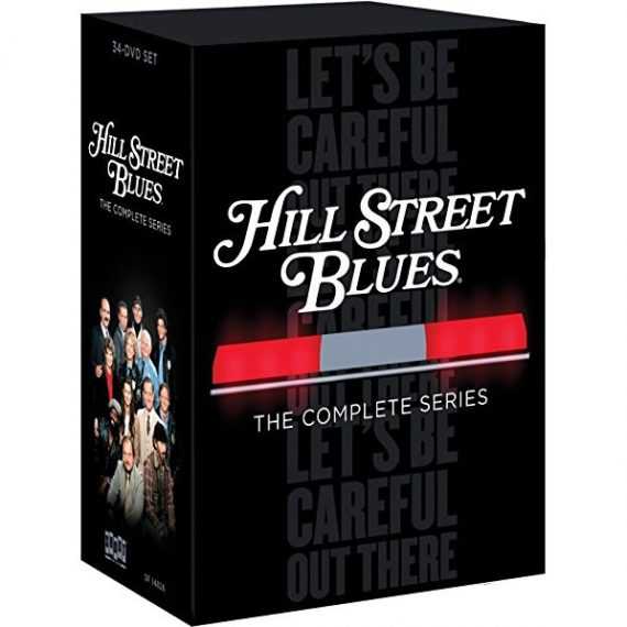 Hill Street Blues - The Complete Series (for NZ Buyers)