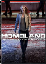 Homeland - The Complete Season 6 DVD (for NZ Buyers)