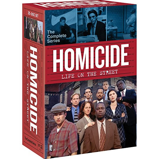 Homicide Life On The Street - The Complete Series (for NZ Buyers)