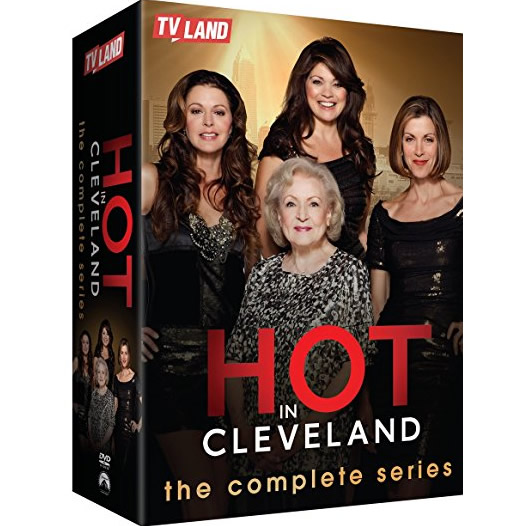 Hot in Cleveland - The Complete Series (for NZ Buyers)