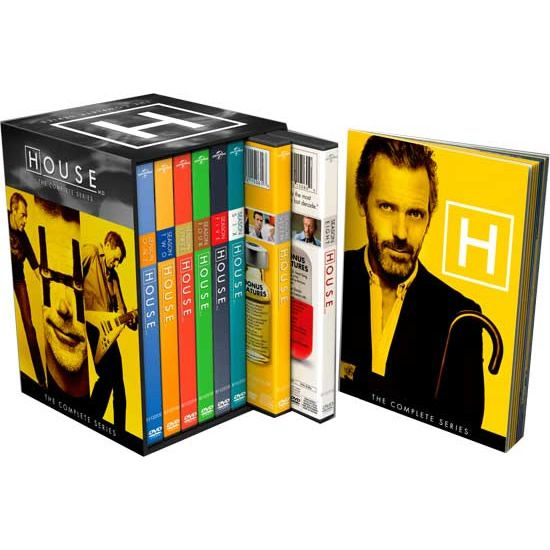 House M.D. - The Complete Series (for NZ Buyers)