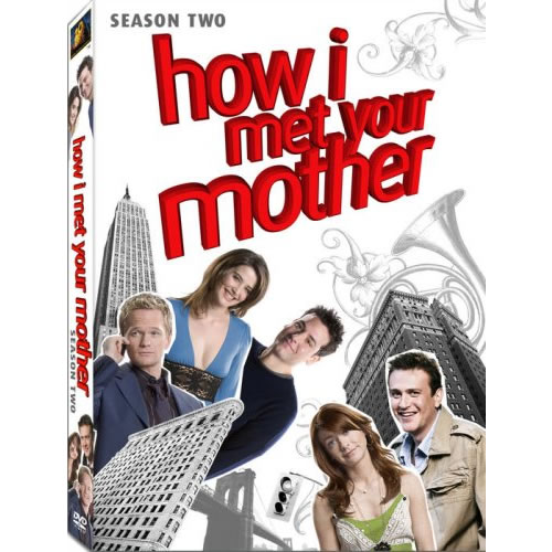 How I Met Your Mother - The Complete Season 2 DVD (for NZ Buyers)
