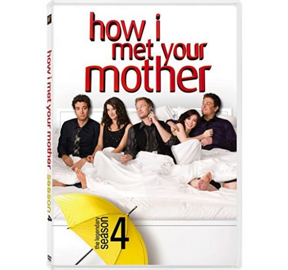 How I Met Your Mother - The Complete Season 4 DVD (for NZ Buyers)