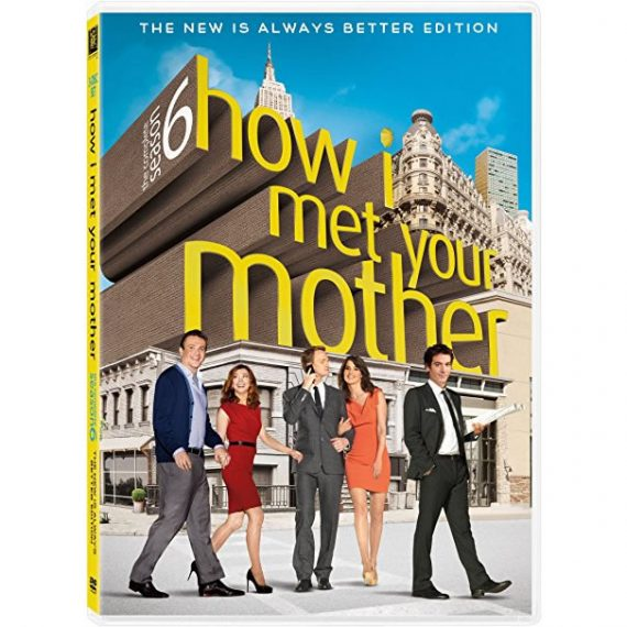 How I Met Your Mother - The Complete Season 6 DVD (for NZ Buyers)