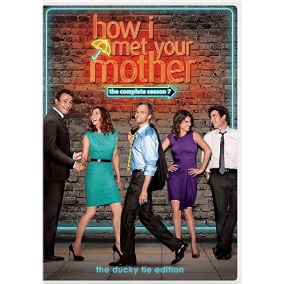 How I Met Your Mother - The Complete Season 7 DVD (for NZ Buyers)