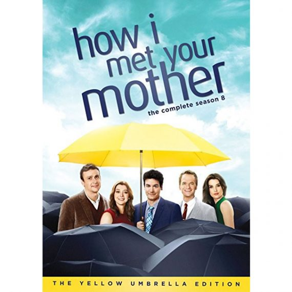 How I Met Your Mother - The Complete Season 8 DVD (for NZ Buyers)