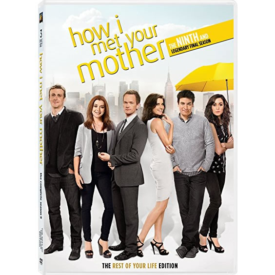 How I Met Your Mother - The Complete Season 9 DVD (for NZ Buyers)