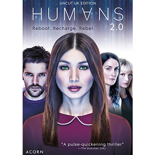 Humans 2.0 - The Complete Season 2 DVD (for NZ Buyers)