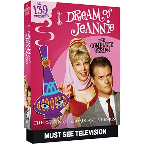 I Dream of Jeannie - The Complete Series (for NZ Buyers)