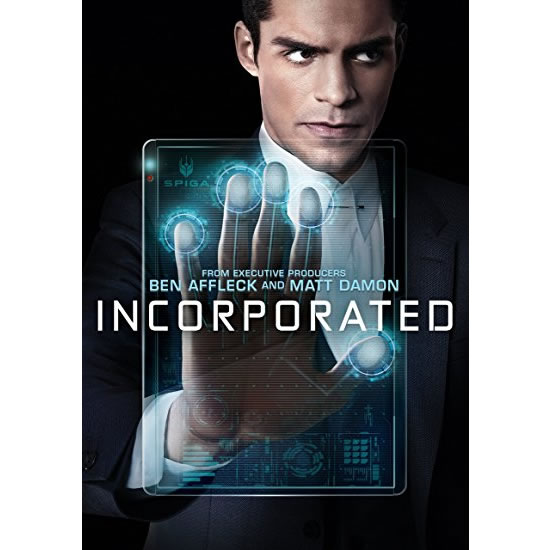 Incorporated - The Complete Season 1 DVD (for NZ Buyers)