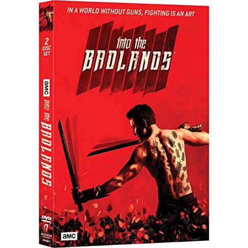 Into the Badlands - The Complete Season 1 DVD (for NZ Buyers)