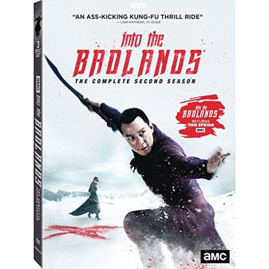 Into the Badlands - The Complete Season 2 DVD (for NZ Buyers)