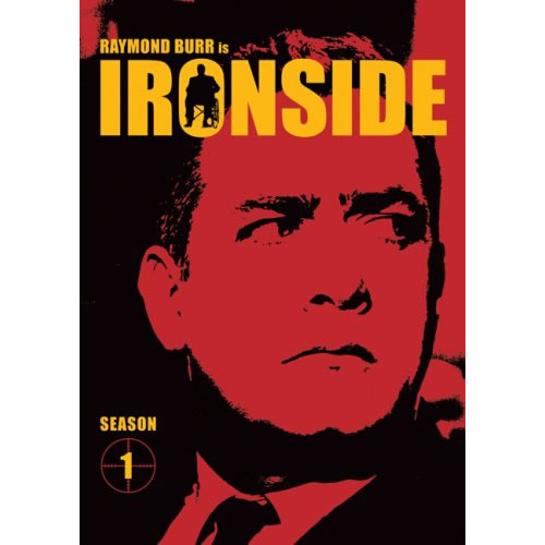 Ironside - The Complete Season 1 DVD (for NZ Buyers)