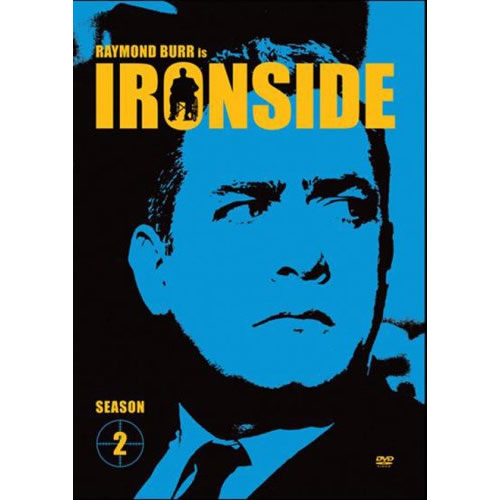 Ironside - The Complete Season 2 DVD (for NZ Buyers)