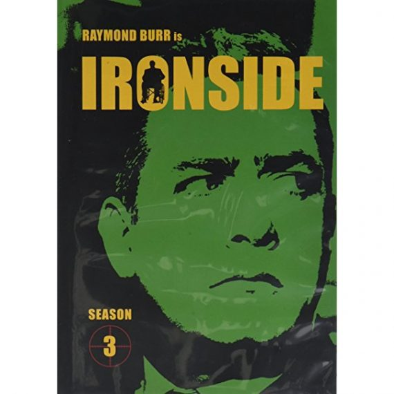 Ironside - The Complete Season 3 DVD (for NZ Buyers)