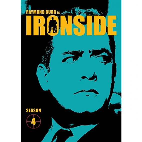 Ironside - The Complete Season 4 DVD (for NZ Buyers)