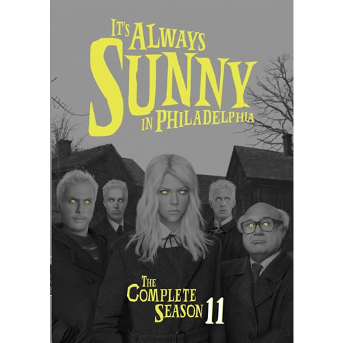 It's Always Sunny in Philadelphia - The Complete Season 11 DVD (for NZ Buyers)
