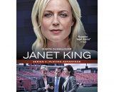 Janet King: Playing Advantage - The Complete Season 3 DVD (for NZ Buyers)