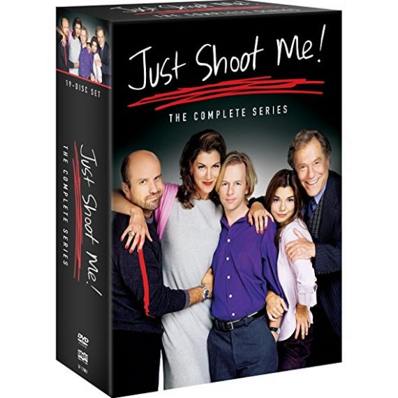 Just Shoot Me - The Complete Series (for NZ Buyers)