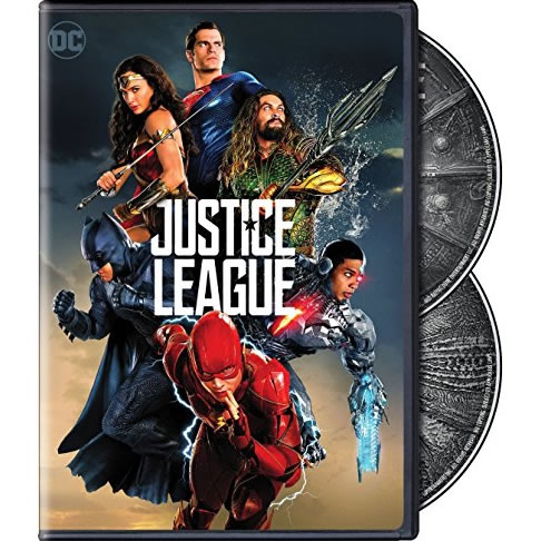 Justice League Special Edition DVD (for NZ Buyers)