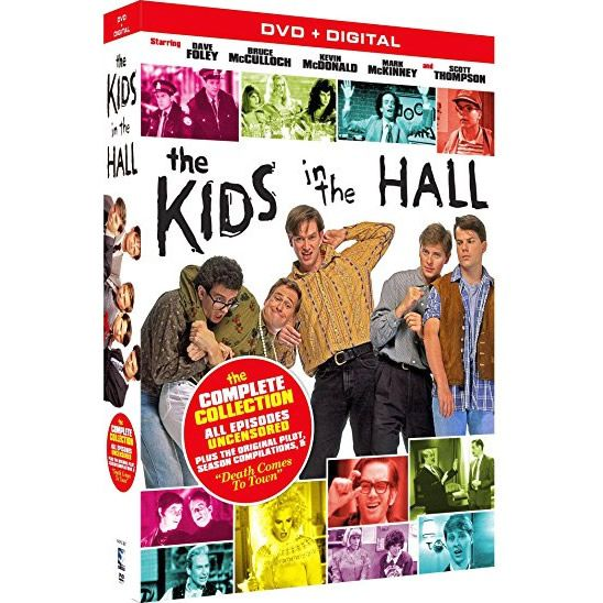 Kids In The Hall - The Complete Series (for NZ Buyers)