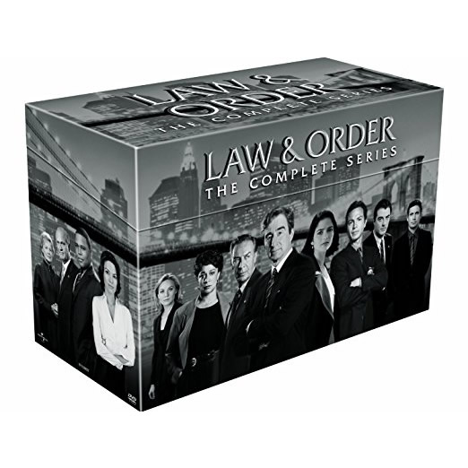 Law and Order - The Complete Series (for NZ Buyers)