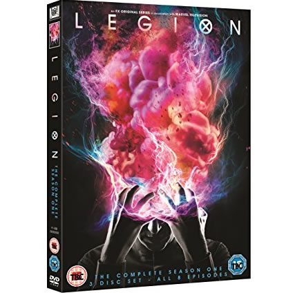 Legion - The Complete Season 1 DVD (for NZ Buyers)