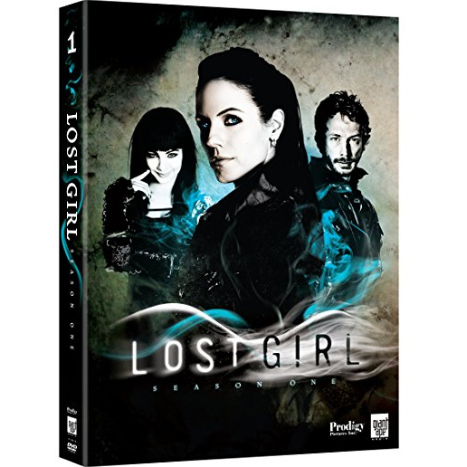 Lost Girl - The Complete Season 1 DVD (for NZ Buyers)