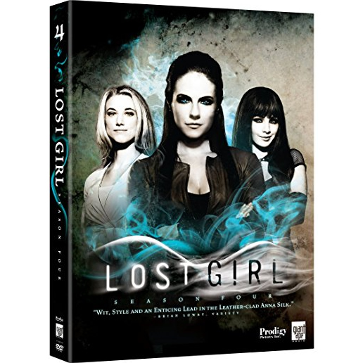 Lost Girl - The Complete Season 4 DVD (for NZ Buyers)