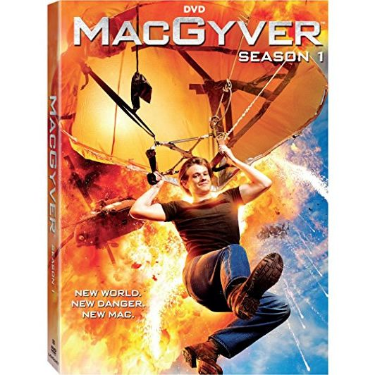 MacGyver - The Complete Season 1 DVD (for NZ Buyers)