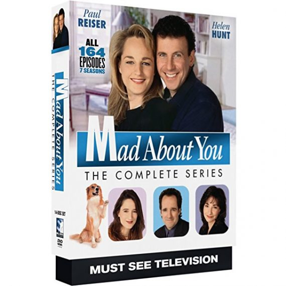 Mad About You - The Complete Series (for NZ Buyers)