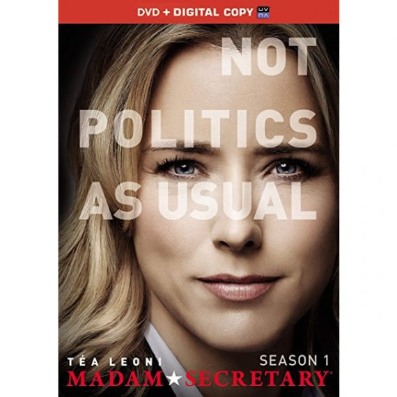 Madam Secretary - The Complete Season 1 DVD (for NZ Buyers)