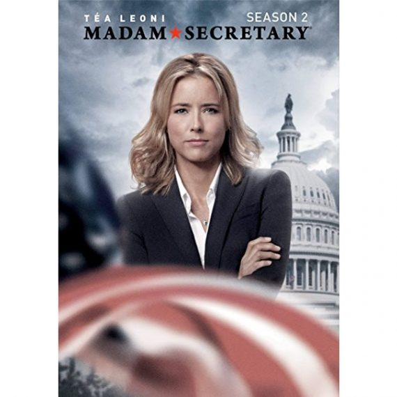 Madam Secretary - The Complete Season 2 DVD (for NZ Buyers)
