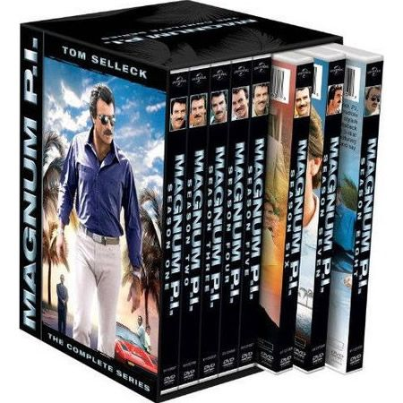 Magnum P.I. - The Complete Series (for NZ Buyers)