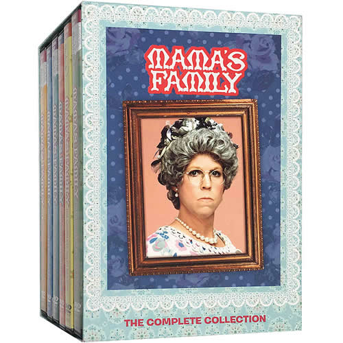 Mama's Family - The Complete Series (for NZ Buyers)