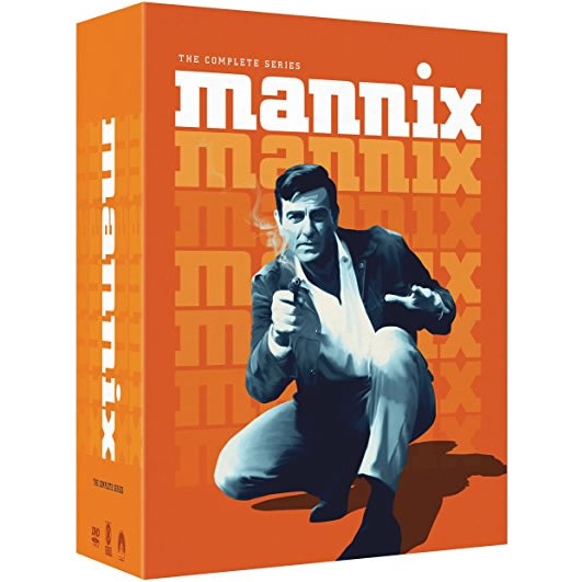Mannix - The Complete Series (for NZ Buyers)