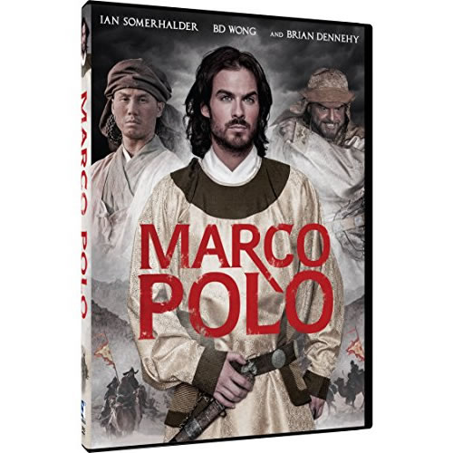 Marco Polo The Complete Miniseries DVD (for NZ Buyers)