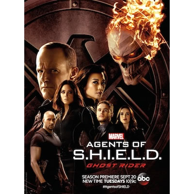 Marvel's Agents of SHIELD - The Complete Season 4 DVD (for NZ Buyers)