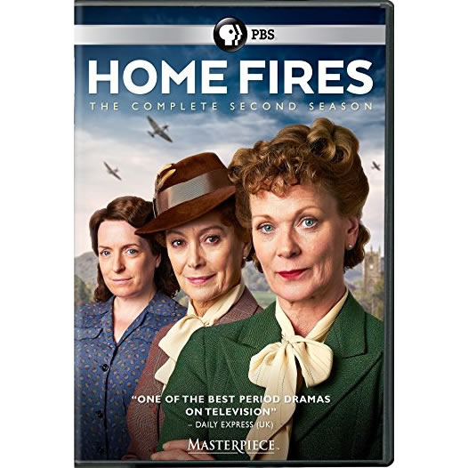 Masterpiece Home Fires - The Complete Season 2 DVD (for NZ Buyers)