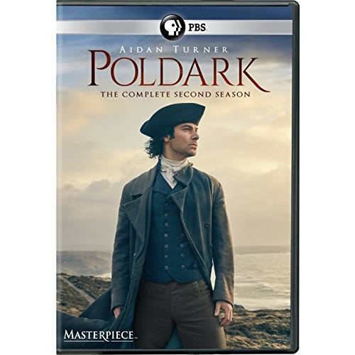 Masterpiece: Poldark - The Complete Season 2 DVD (for NZ Buyers)