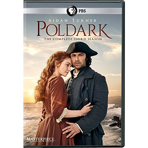 Masterpiece: Poldark - The Complete Season 3 DVD (for NZ Buyers)