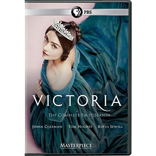 Masterpiece: Victoria - The Complete Season 1 DVD (for NZ Buyers)