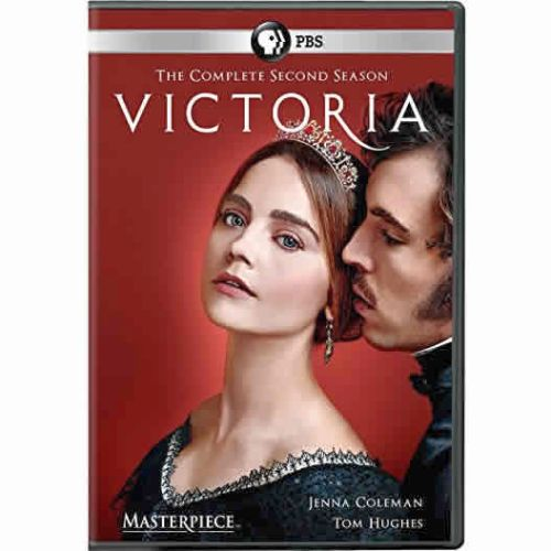 Masterpiece: Victoria - The Complete Season 2 DVD (for NZ Buyers)