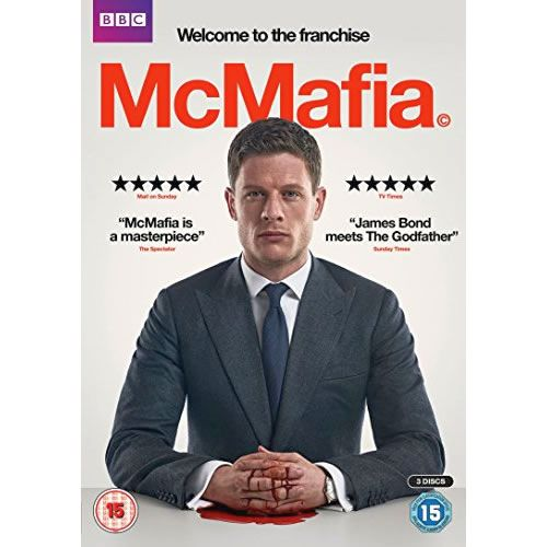 McMafia DVD (for NZ Buyers)