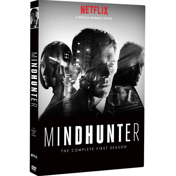 Mindhunter - The Complete Season 1 DVD (for NZ Buyers)