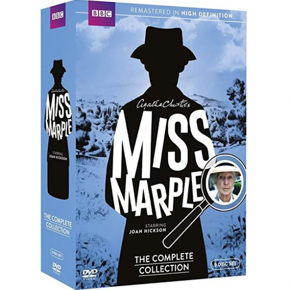 Miss Marple: The Complete Collection DVD (for NZ Buyers)