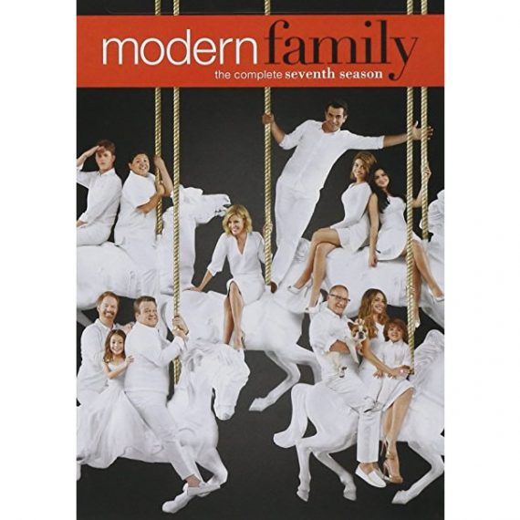 Modern Family - The Complete Season 7 DVD (for NZ Buyers)