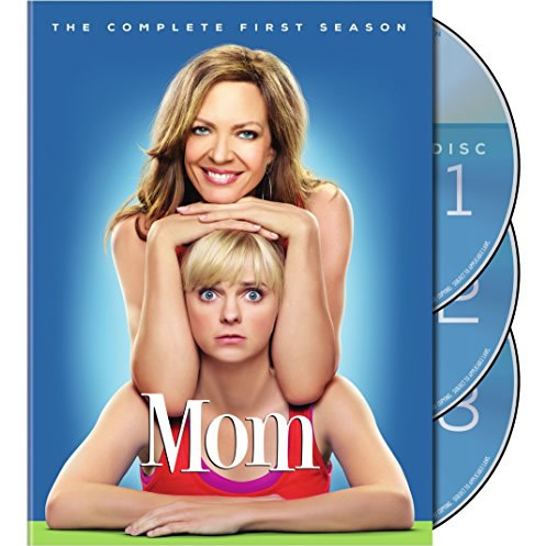 Mom - The Complete Season 1 DVD (for NZ Buyers)